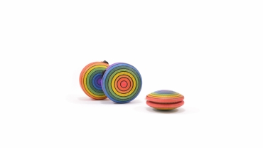 UH710 YOYO ARCOBALENO PICCOLO DIAMETRO 50MM